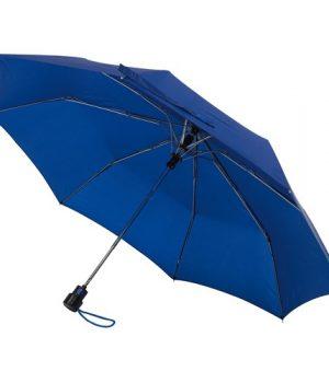 billig taskeparaply blå