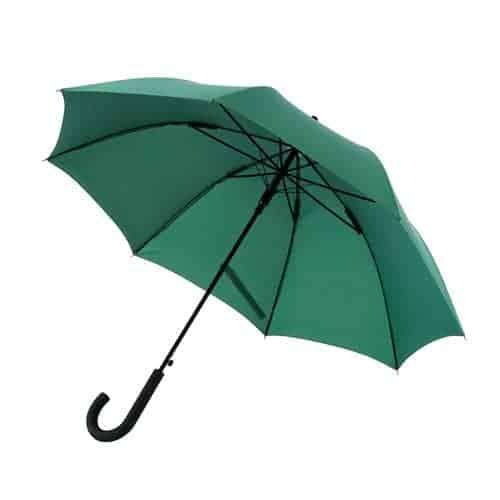 Køb grøn paraply