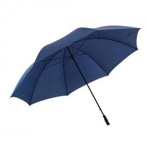 kæmpe paraply i blå