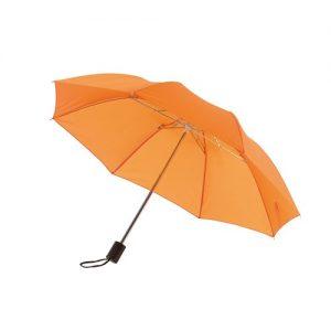 billig orange taskeparaply