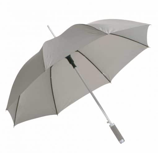 grå automatisk paraply