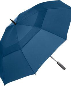 Stor blå golfparaply