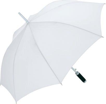 Hvid smart paraply