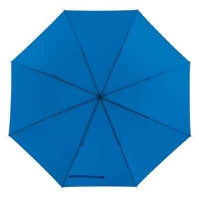golfparaply himmel blå
