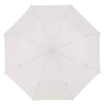 automatisk hvid taskeparaply