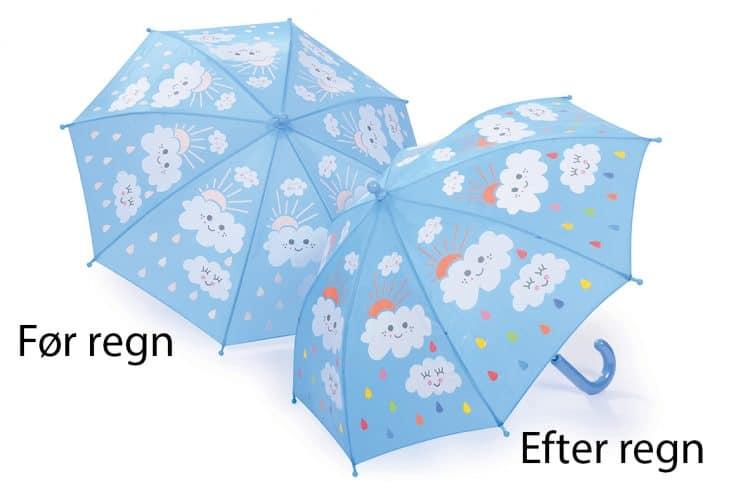stor børne paraply