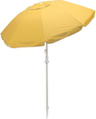 strand parasol gul