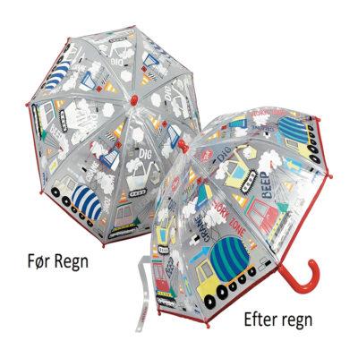 sjov børne paraply